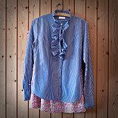 Shirts at the Wardrobe