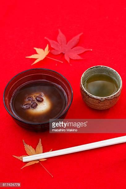 Shiruko, Traditional Japanese Dessert