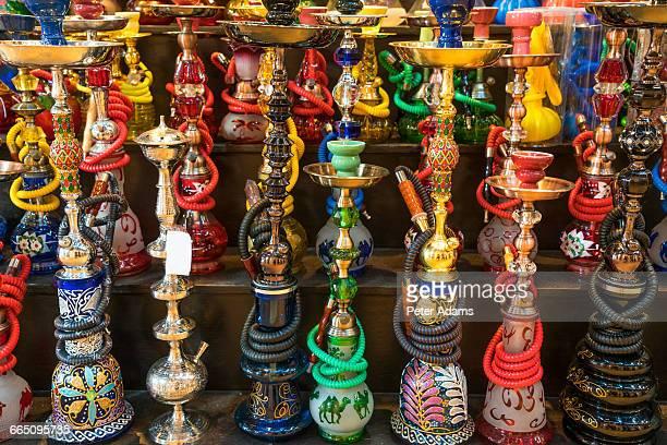 Shisha pipes in Souq Madinat, Jumeirah