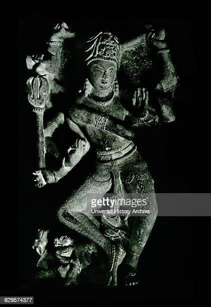Shiva as Lord of the Dance Madhya Pradesh Ujjain India 9th10th Century AD