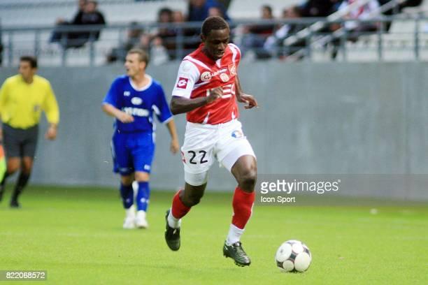 Shiva Star N'ZIGOU Reims / UNFP Match amical