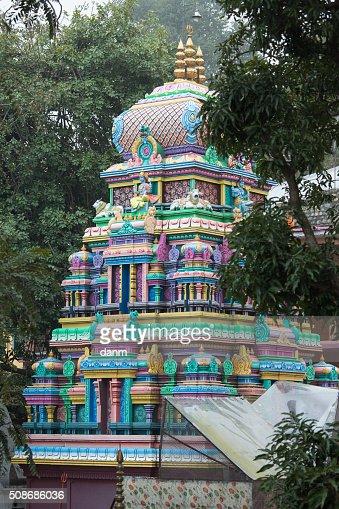 Shiva Temple near to Rishikesh, India