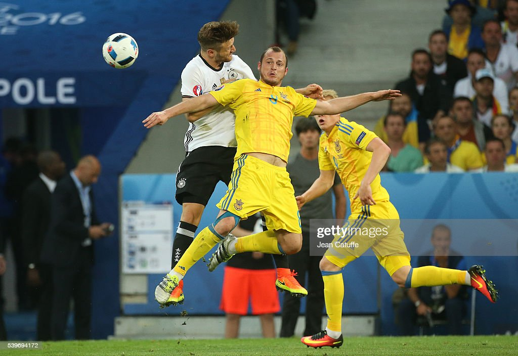Germany v Ukraine - Group C: UEFA Euro 2016 : News Photo