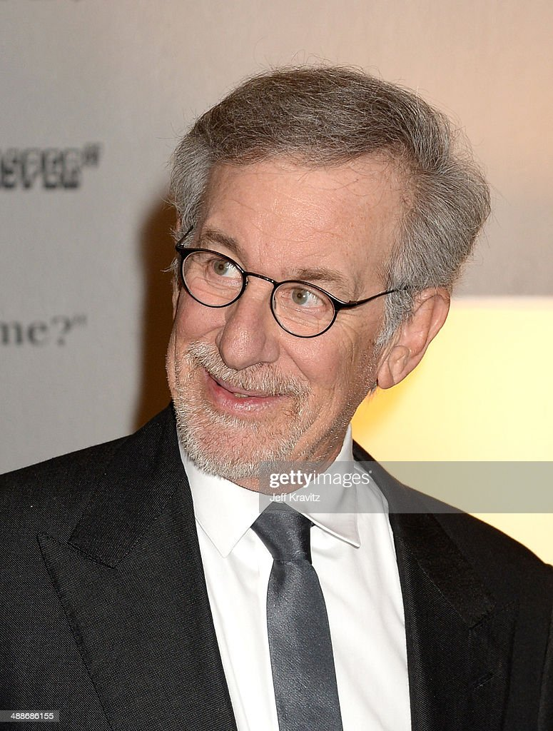 Shoah Foundation Honorary Chair <a gi-track='captionPersonalityLinkClicked' href=/galleries/search?phrase=Steven+Spielberg&family=editorial&specificpeople=202022 ng-click='$event.stopPropagation()'>Steven Spielberg</a> attends USC Shoah Foundation's 20th Anniversary Gala at the Hyatt Regency Century Plaza on May 7, 2014 in Century City, California.