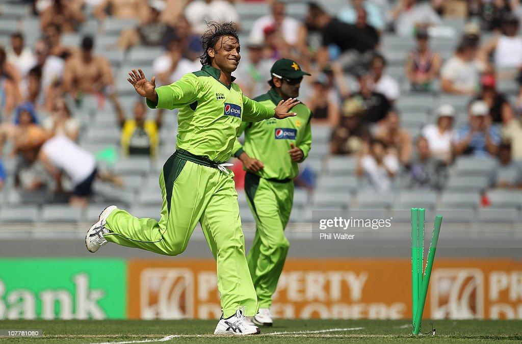 New Zealand v Pakistan - Twenty20: Game 1
