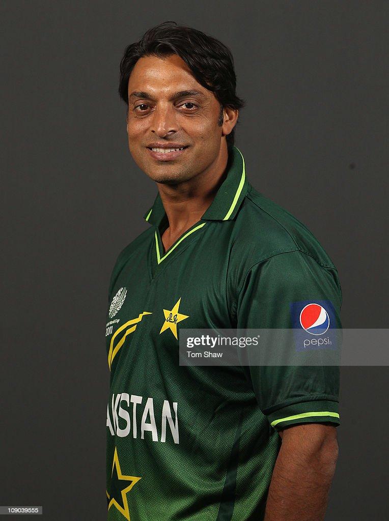 2011 ICC World Cup - Pakistan Portrait Session