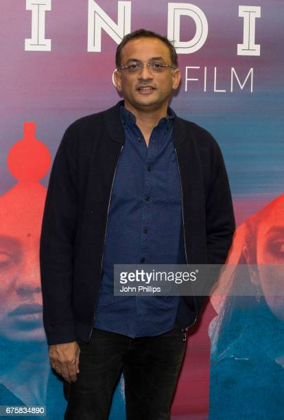 Shobu Yarlagadda attends a photocall for the upcoming release of Baahubali 2 at BFI Southbank on May 2 2017 in London England