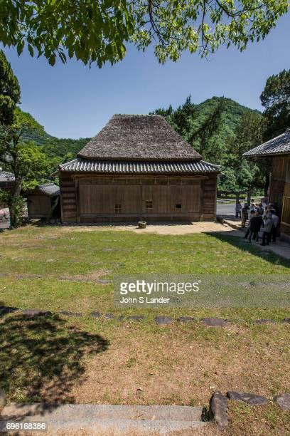 NAIKAI SHODOSHIMA KAGAWA JAPAN Shodoshima Outdoor Kabuki Stage where an outdoor kabuki stage on which local kabuki plays have been performed since...