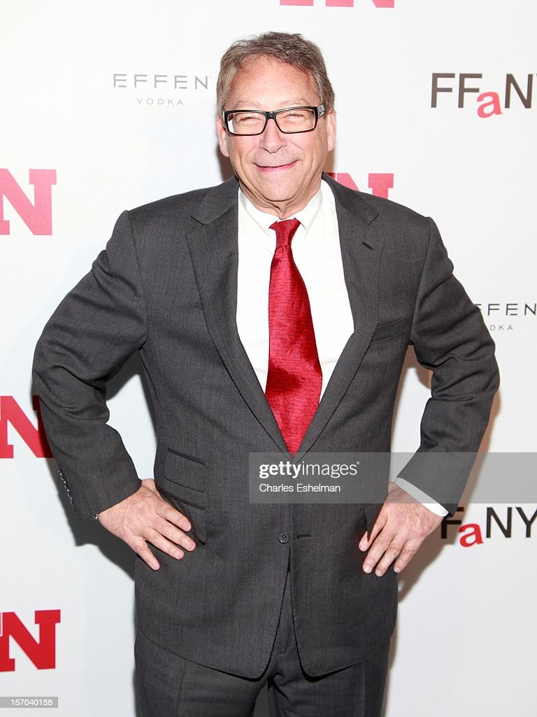 Shoe designer Stuart Weitzman attends the 2012 Footwear News Achievement awards at The Museum of Modern Art on November 27, 2012 in New York City.