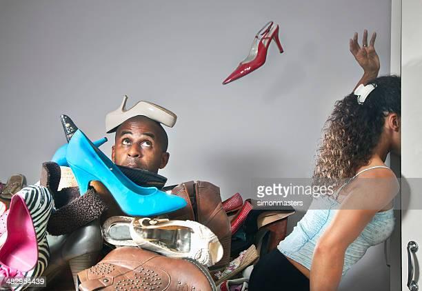 Shoe indicision