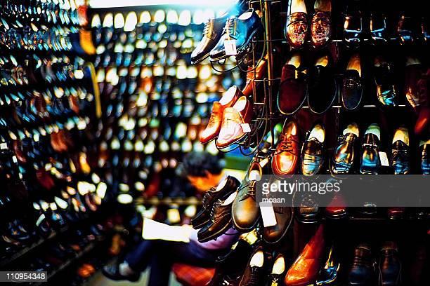 Shoe shop at Kobe