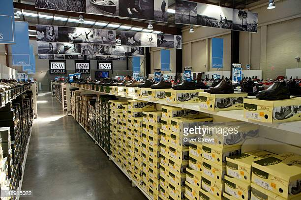 FSW Shoe Warehouse, McEvoy Street, Alexandria.