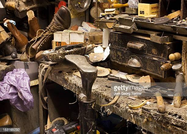 Shoecobbler's workshop