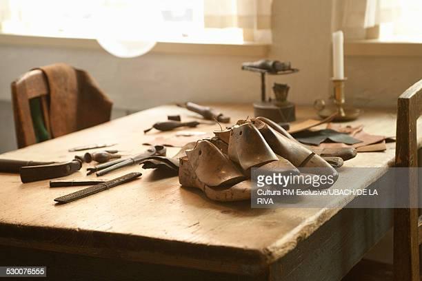 Shoemaker Studio, Hans Christian Andersen family home, Odense, Denmark