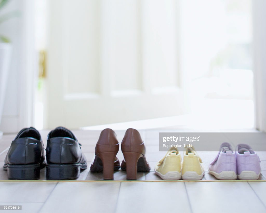 Shoes Of Family