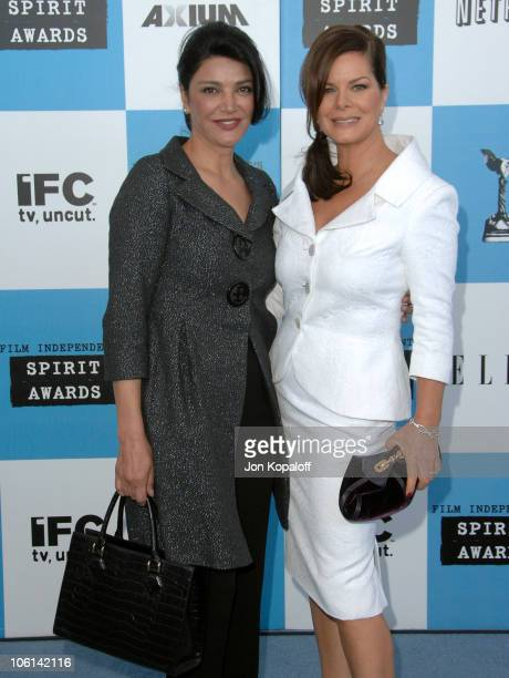 Shohreh Aghdashloo and Marcia Gay Harden nominee Best Supporting Female for 'American Gun'