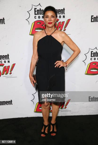 Shohreh Aghdashloo at Entertainment Weekly's annual ComicCon party in celebration of ComicCon 2017 at Float at Hard Rock Hotel San Diego on July 22...