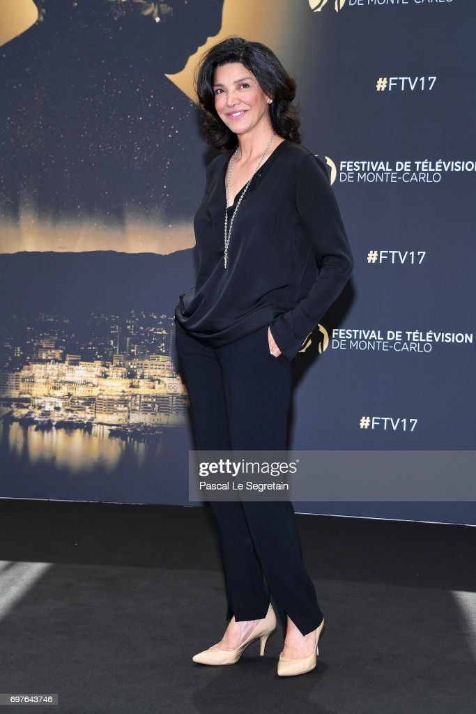 Shohreh Aghdashloo attends a photocall during the 57th Monte Carlo TV Festival : Day 4 on June 19, 2017 in Monte-Carlo, Monaco.