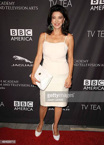 Shohreh Aghdashloo attends the BAFTA Los Angeles TV Tea Party at SLS Hotel on August 23 2014 in Beverly Hills California
