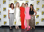 "Entertainment Weekly's ""Women Who Kick Ass"" Panel At..."