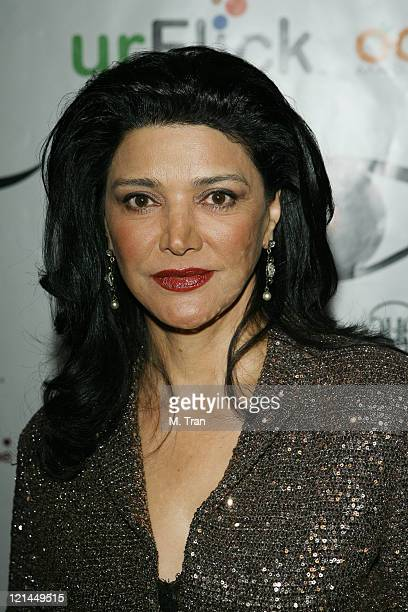 Shohreh Aghdashloo during Noor Film Festival Opening Ceremony at LAX Hilton Hotel in Los Angeles California United States