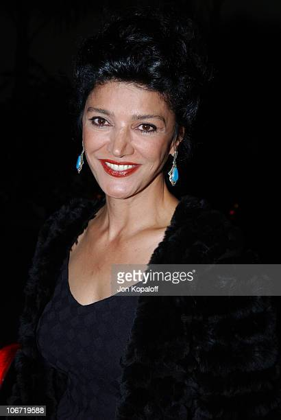 Shohreh Aghdashloo during World Premiere of DreamWorks' 'House of Sand And Fog' PreParty Reception at ArcLight Cinerama Dome in Hollywood California...