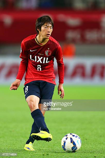 Shoma Doi of Kashima Antlers in action during the AFC Champions League Group H match between Kashima Antlers and FC Seoul at Kashima Stadium on May 5...