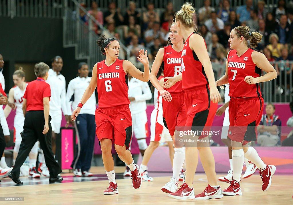 Olympics Day 11 - Basketball