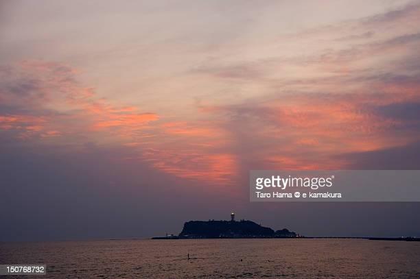 Shonan and Enoshima island
