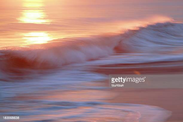 Shonan sunset wave