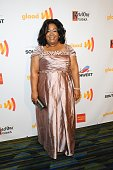 Shonda Rhimes arrives at the 23rd Annual GLAAD Media Awards at San Francisco Marriott Marquis on June 2 2012 in San Francisco California