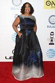 Shonda Rhimes attends the 47th NAACP Image Awards held at Pasadena Civic Auditorium on February 5 2016 in Pasadena California