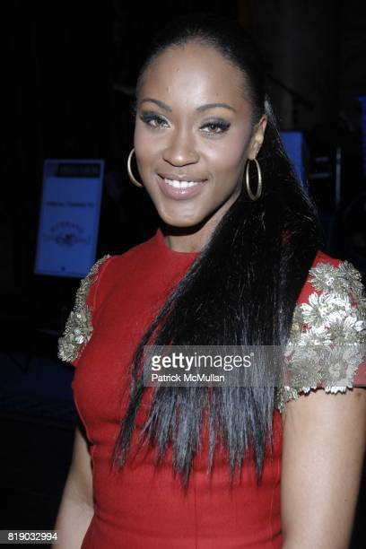 Shontelle attends The 5th ANNUAL DREAMS IN THE CITY Gala Presented by THE DIABETES RESEARCH INSTITUTE FOUNDATION at Capitale on May 6 2010 in New...