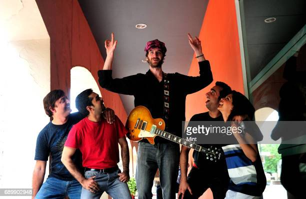 Shoot of Pakistani band LaalThe band first drew attention during the 2007 Lawyers Movement in Pakistan when people took to the streets in protest...