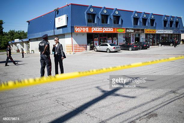 A shooting early this morning occurred at the Moka Espresso Bar Two of the bodies are still on scene An illegal gambling operation was being run in...