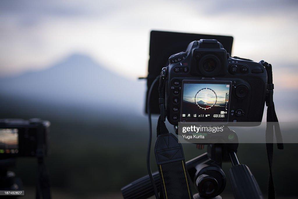 Shooting Fuji