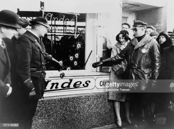 Shooting In Chicago On March 2Nd 1931