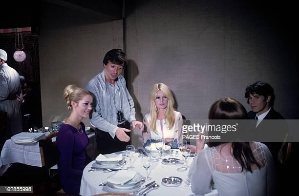 Shooting Of The Film 'A Coeur Joie' By Serge Bourguignon Lors du tournage du film 'A coeur joie' sur le plateau le réalisateur Serge BOURGUIGNON...