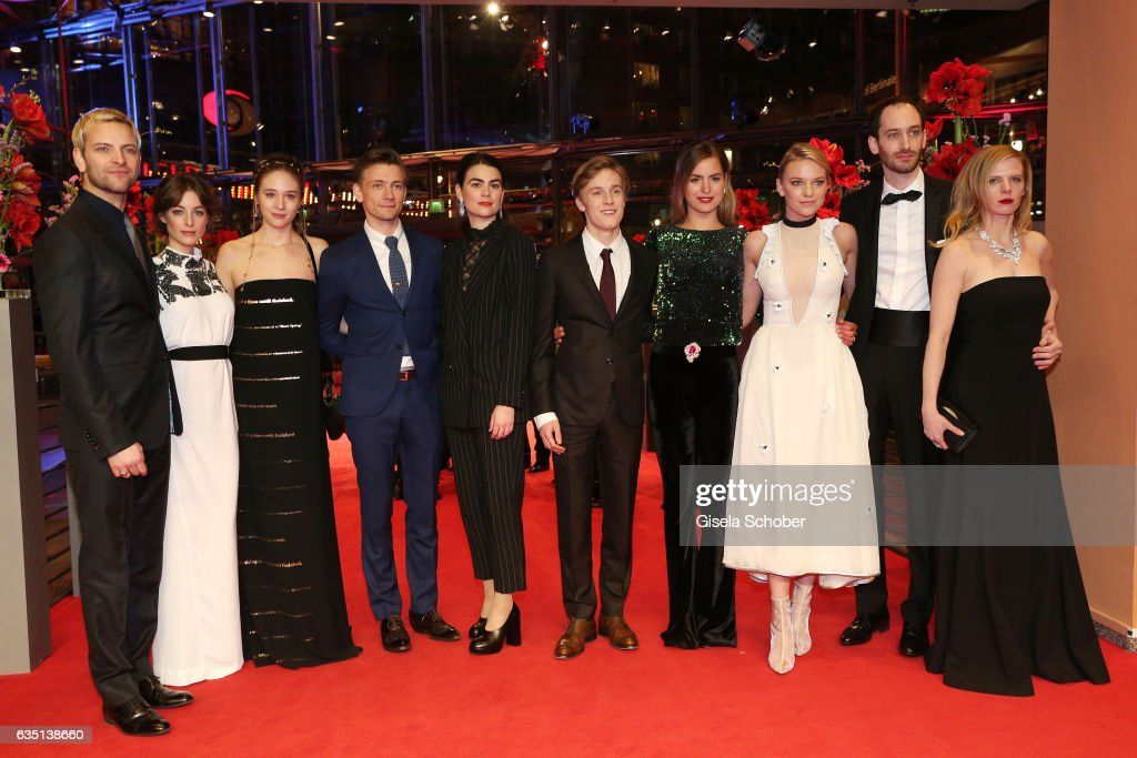 'The Party' Premiere and European Shooting Stars 2017 - 67th Berlinale International Film Festival