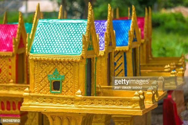 Shop of Spirit House, in Sihanoukville (cambodia)