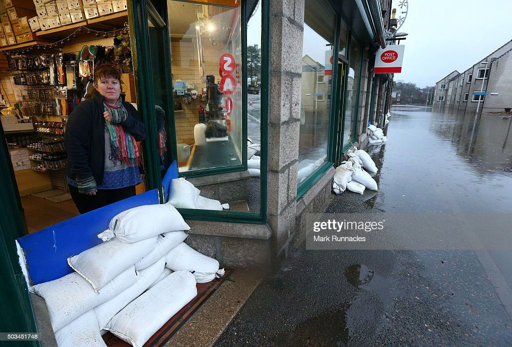 Aboyne United Kingdom  City pictures : ... Aboyne, United Kingdom. Stormy weather continues to bring heavy rain