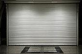 Shop shutters