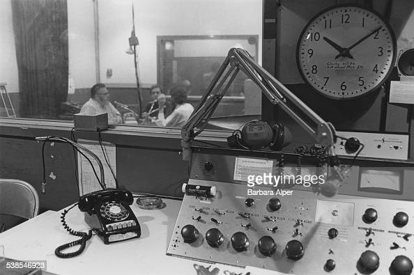 'Shop Talk' a WBUR radio show in Cambridge Masachusetts 23rd April 1977