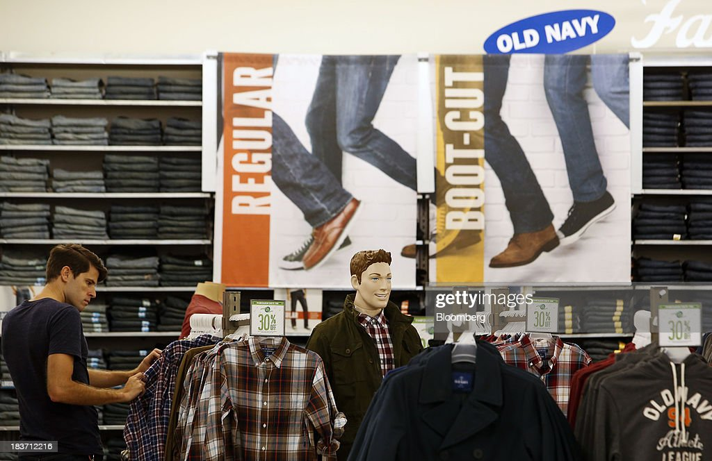 Military clothing sales store