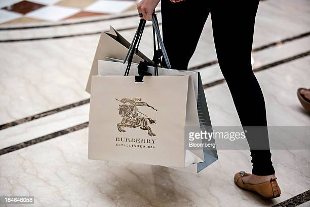 Burberry Group Plc Stock Photos and Pictures | Getty Images