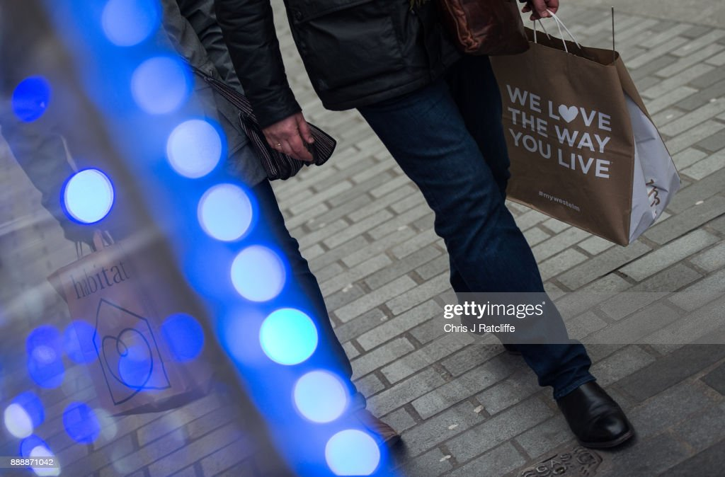 Christmas Spending Concerns For Retailers As Consumers Feel The Pinch