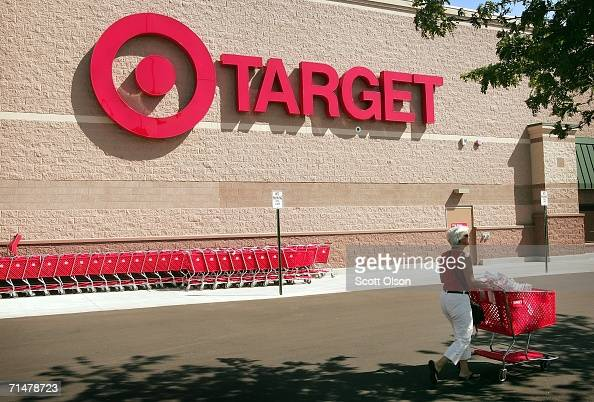 A shopper leaves a target store July 18 2006 in Chicago Illinois Heightened concerns that energy prices are slowing consumer spending helped to drag...