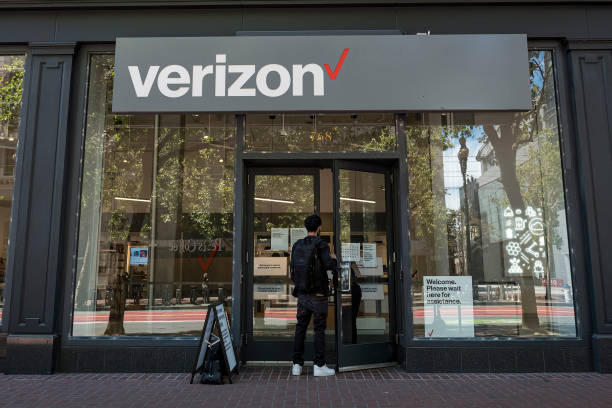 CA: Verizon Locations Ahead Of Earnings Figures