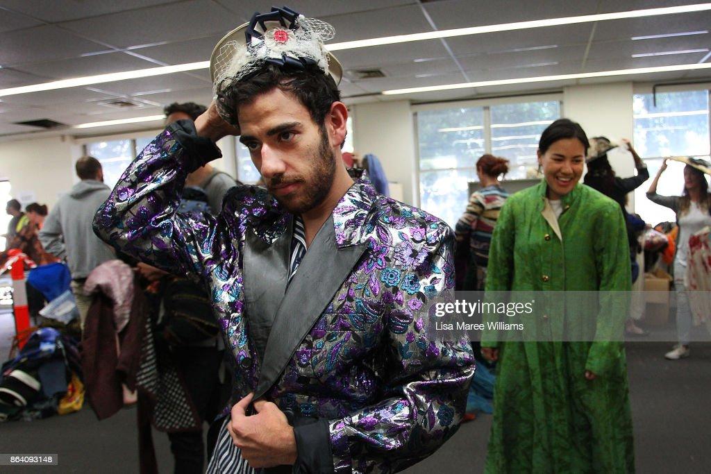 Sydneysiders Flock To Grab A Bargain As Opera Australia Hold Costume Sale