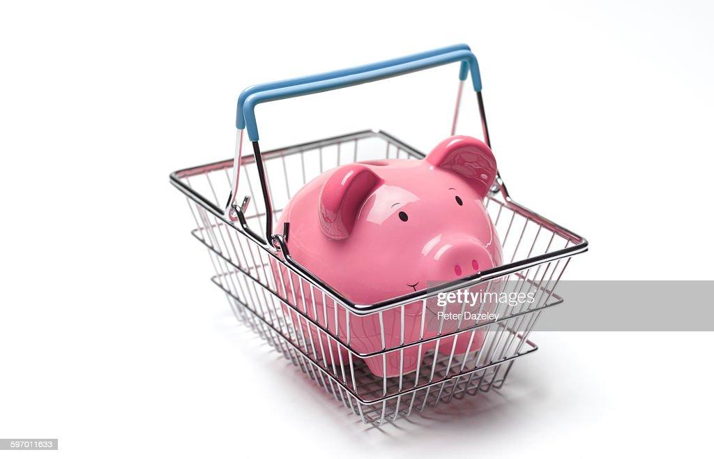Shopping and saving